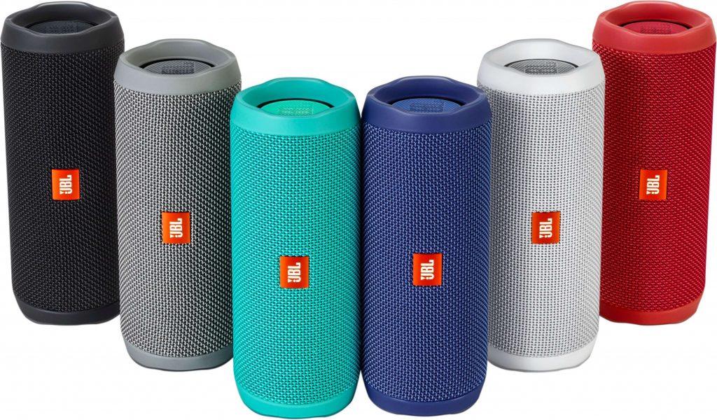JBL Flip 4 speakers