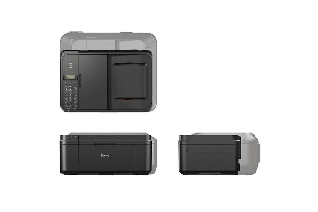 Canon Pixma MX492 size comparison
