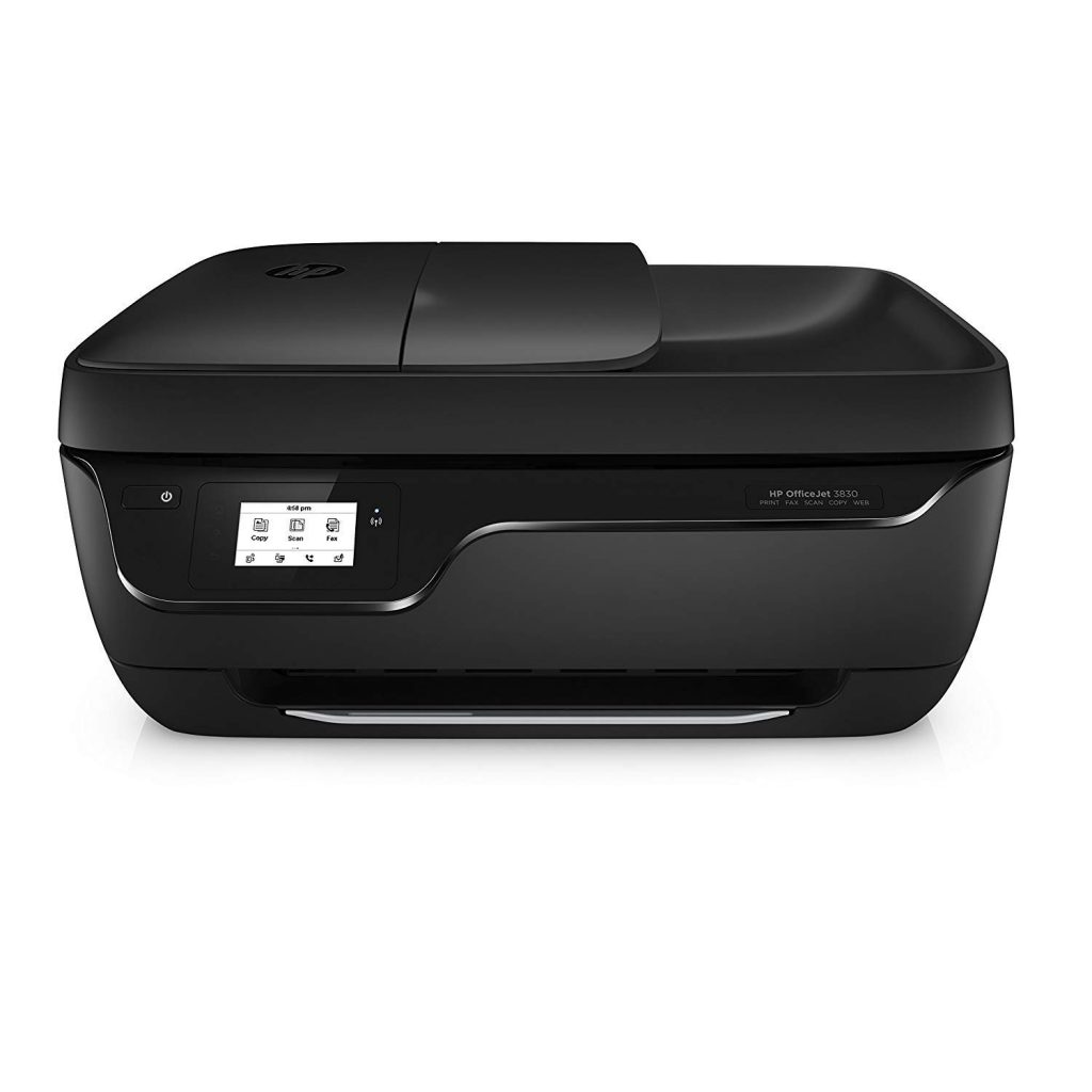 OfficeJet 3830 All-in-One Wireless Printer with Mobile Printing