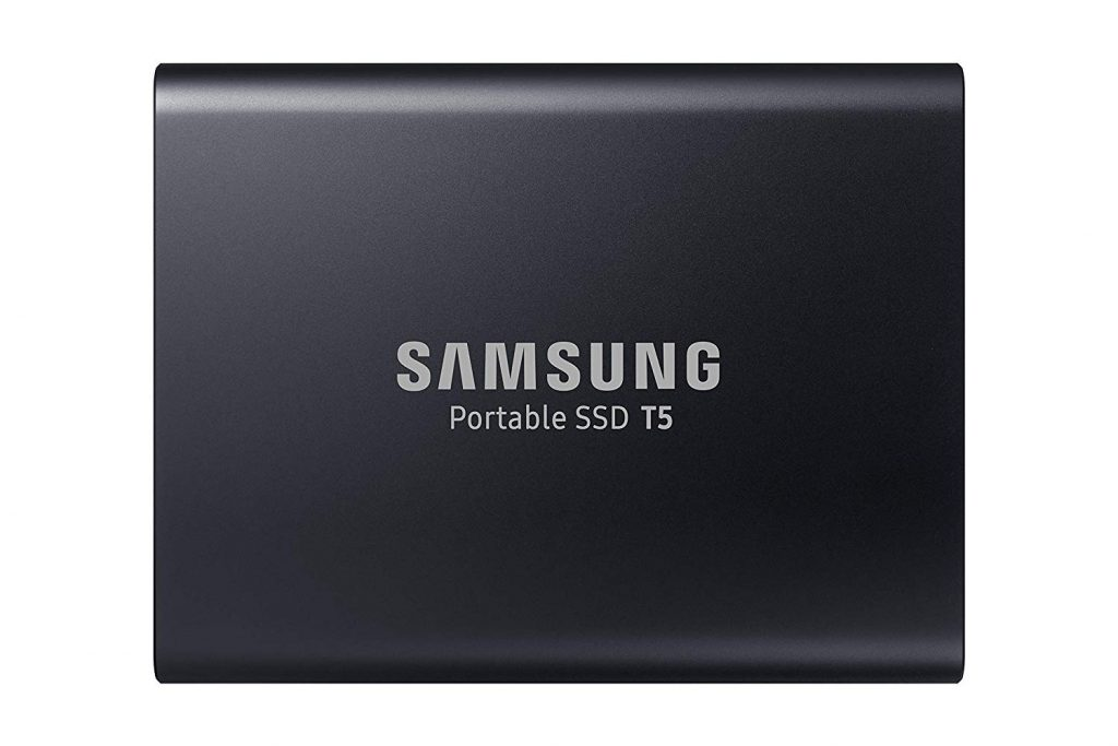 Samsung T5 Portable SSD Card for Laptops