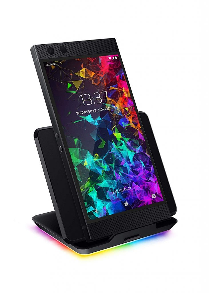 Razer Phone 2 wireless charging